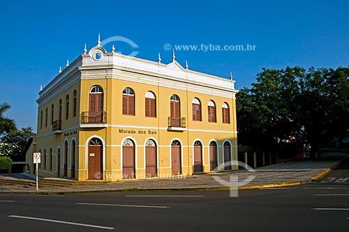 Assunto: Espaço Cultural Morada dos Baís na cidade de Campo Grande / Local: Campo Grande - Mato Grosso do Sul (MS) / Data: Outubro de 2008