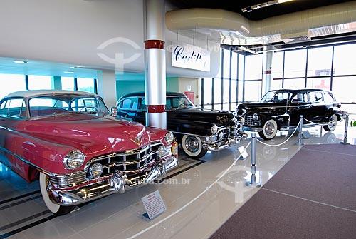 Assunto: Museu do Automóvel - Museu da Tecnologia - Cadillac / Local: Canoas - Rio Grande do Sul (RS) / Data: Fevereiro de 2008