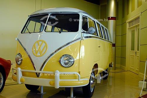 Assunto: Museu do Automóvel - Museu da Tecnologia - Kombi / Local: Canoas - Rio Grande do Sul (RS) / Data: Fevereiro de 2008