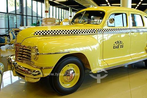 Assunto: Museu do Automóvel - Museu da Tecnologia - Playmount 1942 / Local: Canoas - Rio Grande do Sul (RS) / Data: Fevereiro de 2008