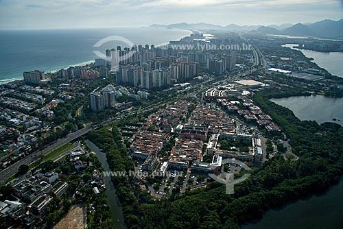 Assunto: Downtown, um dos centros de negócios e serviços da Barra da Tijuca / Local: Rio de Janeiro - RJ - Brasil / Data: Outubro de 2009