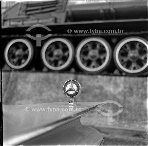Assunto: Tanque usado pelos revolucionários cubanos para entrar vitoriosos em Havana em 1959 / Local: Havana - Cuba / Date: outubro 2009