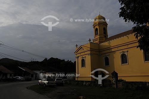Assunto: Igreja de Nossa Senhora dos Remédios (1862) - Núcleo Histórico - Colônia Juliano Moreira / Local:  Jacarepaguá - Rio de Janeiro - RJ  / Data: 27/07/2009