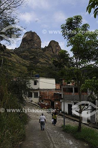 Assunto: Colônia Juliano Moreira, RJ - Comunidade Dois Irmãos - Setor 3A  / Local:  Jacarepaguá - Rio de Janeiro - RJ  / Data: 27/07/2009