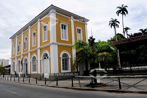 Estação Ferroviária de Barra Mansa, inaugurada em 1871  - Barra Mansa - Rio de Janeiro - Brasil