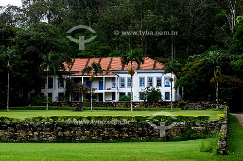 Assunto: Fazenda Santa Maria, atual Hotel Arvoredo / Local: Barra do Piraí - Vale do Paraíba - Rio de Janeiro - RJ / Data: 11-2009