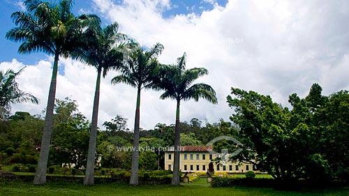 Assunto: Fazenda do Secretário / Local: Vassouras - Vale do Paraíba - Rio de Janeiro - RJ / Data: 11-2009
