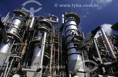 Assunto: Pólo Petroquímico de Camaçari - Pronor Petroquímica S.A  / Local:  Camaçari - Bahia (BA) - Brasil  / Data: