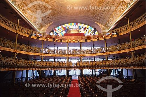Assunto: Teatro José de Alencar  / Local:  Fortaleza - Ceará  / Data: 2003