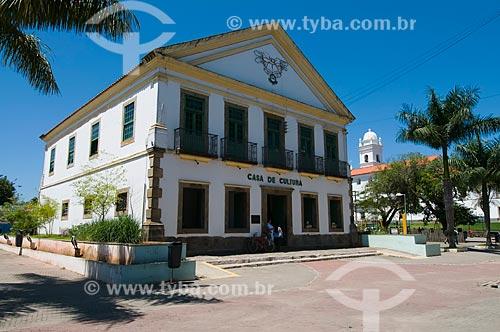 Assunto: Casa de Cultura - Antiga Cadeia e Câmara Municipal  / Local:  Place: Maricá - Rio de Janeiro (RJ) - Brasil  / Data: 11/2009