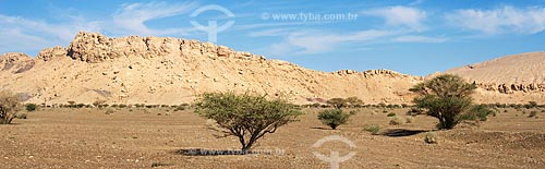Assunto: Vista Panorâmica da serra de Al Hajar  / Local:  Dubai - Emirados Árabes Unidos  / Data: 01/2009