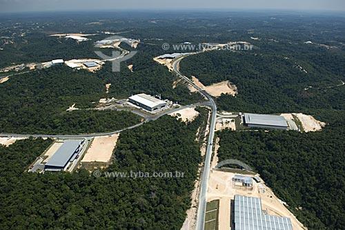 Assunto: Floresta amazônica de terra-firme em Manaus  / Local:  Manaus - Amazonas (AM) - Brasil  / Data: 11/2007