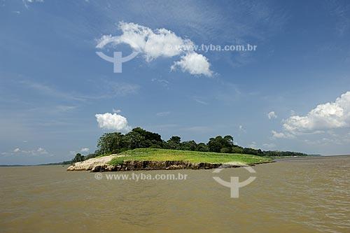 Assunto: Boca do rio Madeira  / Local:  Amazonas (AM) - Brasil  / Data: 11/2007