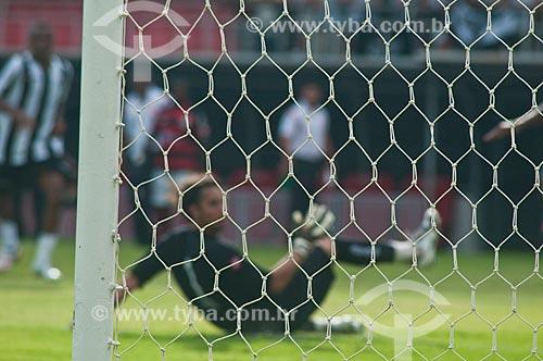Assunto: Partida de futebol do Flamengo x Atlético Mineiro no Estádio Governador Magalhães Pinto (Mineirão)  / Local: Belo Horizonte - Minas Gerais (MG) - Brasil / Data: 08/11/2009