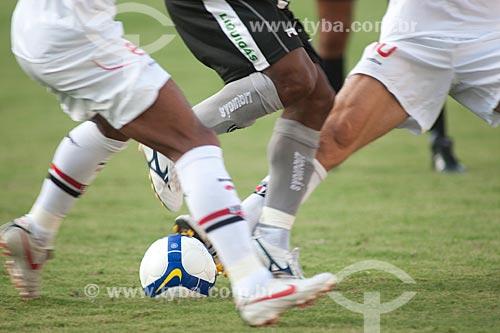Assunto: Botafogo x São Paulo, Campeonato Brasileiro 2009 no Estádio Olímpico João Havelange - Engenhão / Local: Engenho de Dentro - Rio de Janeiro / Data: 22/11/2009