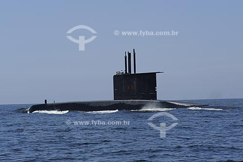 Assunto: Submarino Tupy da Marinha Brasileira / Local: Rio de Janeiro - RJ - Brasil  / Data: 01/2010
