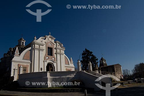 Iglesia Nuestra Señora de la Merced (Igreja Nossa Senhora das Mercês), na Estância Jesuítica Alta Grácia, atualmente declarado um Patrimônio da Humanidade pela Unesco   - Argentina