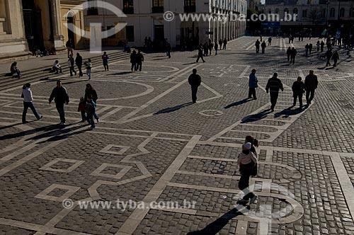 Assunto: Plaza San Martin (Praça San Martin)  / Local:  Córdoba - Província de Córdoba - Argentina  / Data: 08/2008