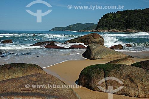 Assunto: Praia Brava  / Local:  Trindade - Rio de Janeiro - RJ - Brasil  / Data: 08/2007