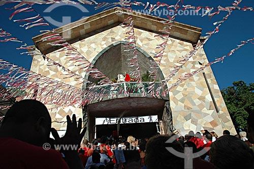 Assunto: Celebração do Dia de São Jorge na Igreja de São Jorge de Quintino  / Local:  Quintino - Rio de Janeiro - RJ - Brasil  / Data: 04/2008