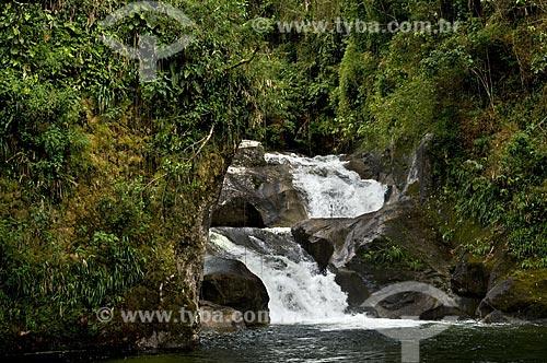 Assunto: Cachoeira do Maromba no Parque Nacional do Itatiaia  / Local:  Itatiaia - RJ - Brasil  / Data: 13/12/2008