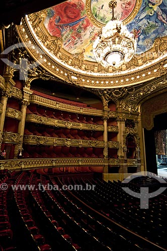 Assunto: Ópera de Paris / Local:  Paris - França / Data: 15/09/2009