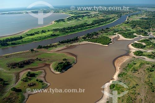 Assunto: Região de lagos, perto do rio Madeirinha  / Local:  Amazonas (AM) - Brasil  / Data: 11/2007