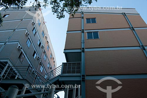 Assunto: Conjunto Habitacional em Cantagalo construído pelo Programa de Aceleração de Crescimento - PAC  / Local:  Rio de Janeiro - RJ - Brasil  / Data: 06/2010
