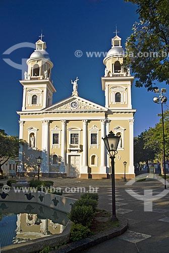 Assunto: Igreja matriz da cidade de Amparo  / Local:  Amparo - São Paulo - SP - Brasil  / Data: 07/2006