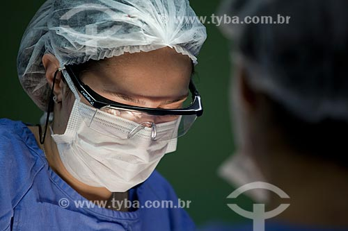 Assunto: Hospital da Lagoa, centro cirúrgico  / Local:  Lagoa - Rio de Janeiro (RJ)  / Data: 08/2010