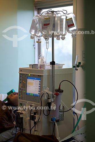 Assunto: Hospital da Lagoa, hemodiálise  / Local:  Lagoa - Rio de Janeiro (RJ)  / Data: 08/2010