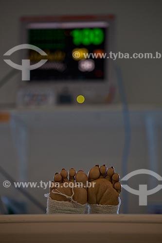 Assunto: Hospital da Lagoa, UTI unidade de tratamento intensivo - óbito  / Local:  Lagoa - Rio de Janeiro (RJ)  / Data: 08/2010
