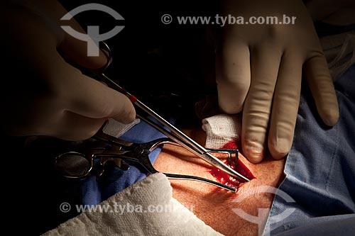 Assunto: Hospital da Lagoa, hemodinâmica, colocação de marca passo   / Local:  Lagoa, Rio de Janeiro  / Data: 08/2010