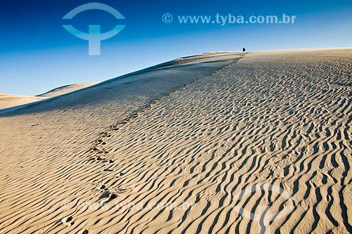 Assunto:  Dunas da Praia da Ribanceira / Local: Imbituba - Santa Catarina (SC) - Brasil / Data: 20/06/2009