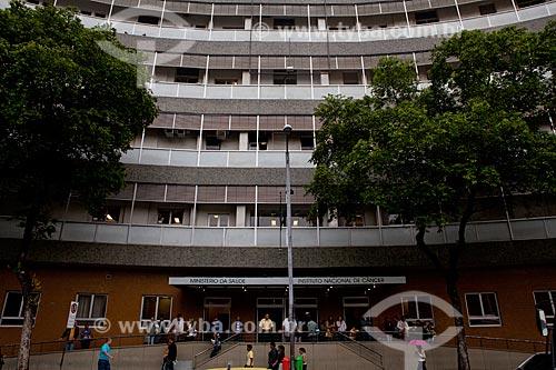 Assunto: Fachada do INCA - Instituto Nacional do Câncer Local: Praça da Cruz Vermelha - Centro - Rio de Janeiro - RJ  / Local:  Data: 09 / Data: 09/2010