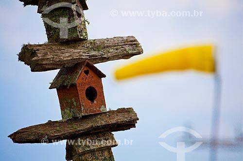 Assunto: Casinhas de passarinho  / Local:  Campos de Cima da Serra - Rio Grande do Sul  / Data: 09 /2010