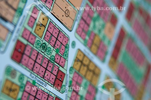 Assunto:  Mapa - Planta baixa da Ilha de Deus  / Local:  Recife - Pernambuco  / Data: 15/10/2010