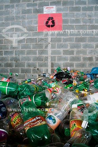 Assunto: Cooperativa de reciclagem de materiais  / Local:  São Bernardo do Campo - São Paulo - SP  / Data: 10/07/2010