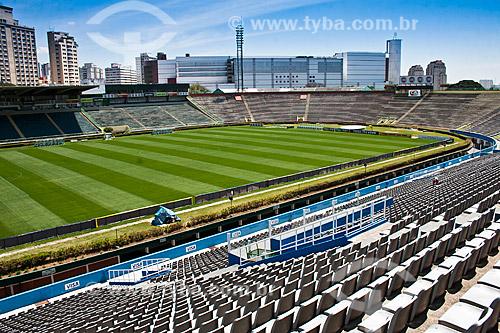 Assunto: Estádio Palestra Itália (Parque Antártica) / Local: São Paulo - São Paulo (SP) - Brasil / Data: 25/09/2008