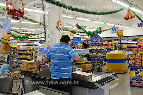 Assunto: Loja de produtos derivados de queijo  / Local:  São Paulo - SP  / Data: 12/2008