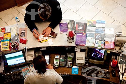 Assunto: Livraria da Travessa do Centro  / Local:  Av. Rio Branco 44, Centro, Rio de Janeiro  / Data: 08/2010