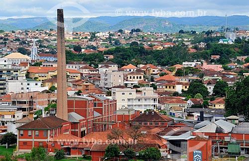 Assunto: Fábrica de Laticínios  / Local:  São Gonçalo do Sapucaí - Minas Gerais - MG  / Data: 12/2008