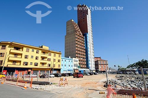 Assunto: Demolição para reurbanização do Bairro da Luz - Cracolândia  / Local:  São Paulo - SP  / Data: 04/2009