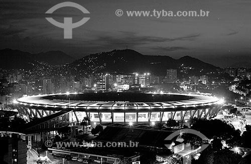 Assunto: Estádio Jornalista Mário Filho - também conhecido como Maracanã / Local: Maracanã - Rio de Janeiro (RJ) - Brasil / Data: 06/2010
