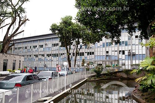 Assunto: Fachada do Hospital Cardoso Fontes  / Local:  Jacarepaguá - Rio de Janeiro  / Data: 09/2010