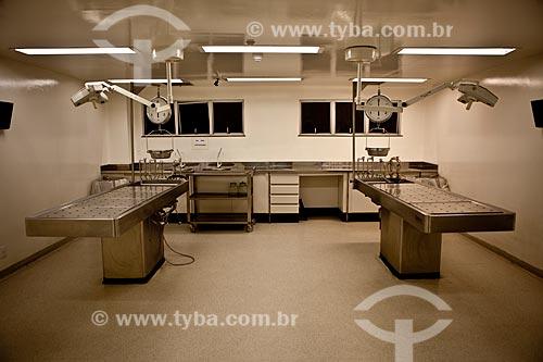 Assunto: Sala de necrópsia do IML - Instituto Médico Legal  / Local:  Rio de Janeiro - RJ - Brasil  / Data: 11/2010