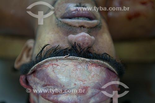 Assunto: Necrópsia no IML - Instituto Médico Legal  / Local:  Rio de Janeiro - RJ  / Data: 11/2010