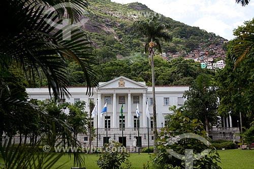 Assunto: Palácio da Cidade (Prefeitura) do Rio de Janeiro  / Local:  Botafogo - Rio de Janeiro - RJ - Brasil  / Data: 2011