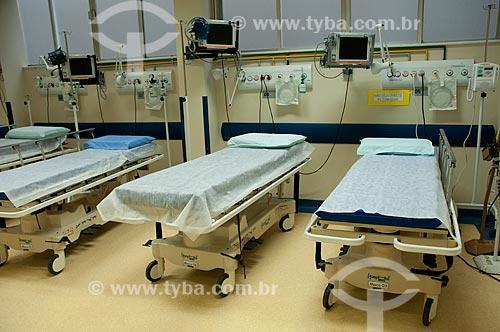 Assunto: Hospital Federal do Andaraí - Endoscopia - salão de repouso pós-sedação / Local:  Andaraí - Rio de Janeiro- Brasil / Data: 10-2010
