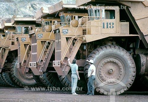 Assunto: Fotos históricas - Construção da Rodovia Transamazônica (BR-230)  / Local:  Amazonas - AM - Brasil  / Data: Década de 70